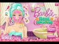 Barbie Cartoon Make-up Games - Barbie Cartoon Online Games