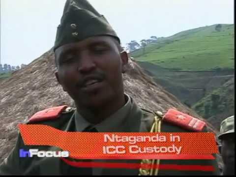 Congo Warlord in Custody