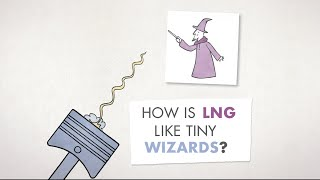 How is Liquefied Natural Gas like Wizards? | Ludicrous Analogies