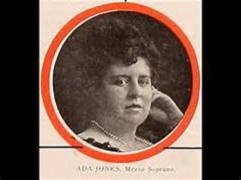 Miss Ada Jones compilation mix vol.3 (1907)