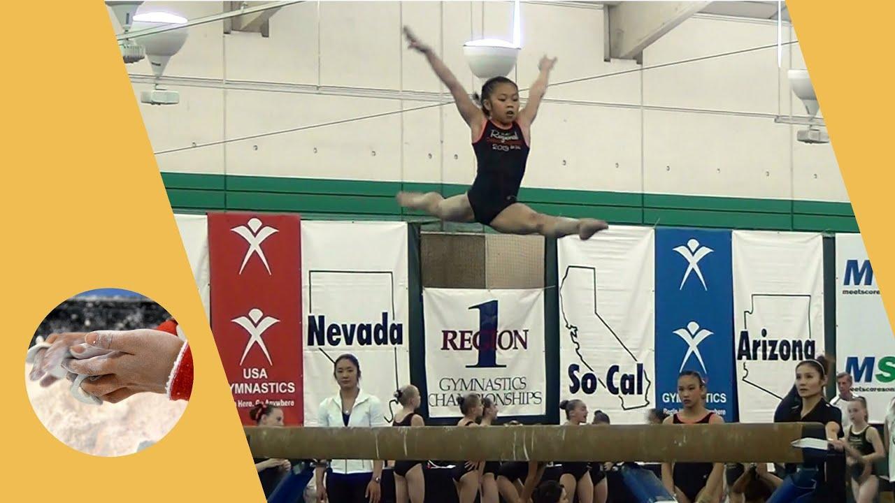 level 8 regional gymnastics meet 2013 region 5 arabian