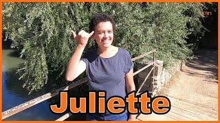 Qui sommes-nous ? (2/7) : Juliette