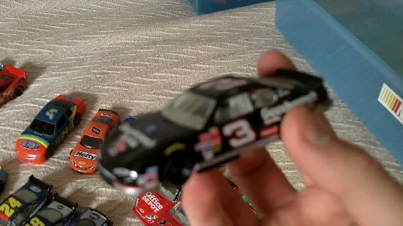 Download My NASCAR Diecast and Video Game Collection