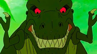 The Most Terrifying Dinosaurs Ever | The Land Before Time | Happy Halloween