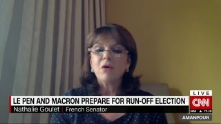 Le Pen and Macron prepare for run-off election