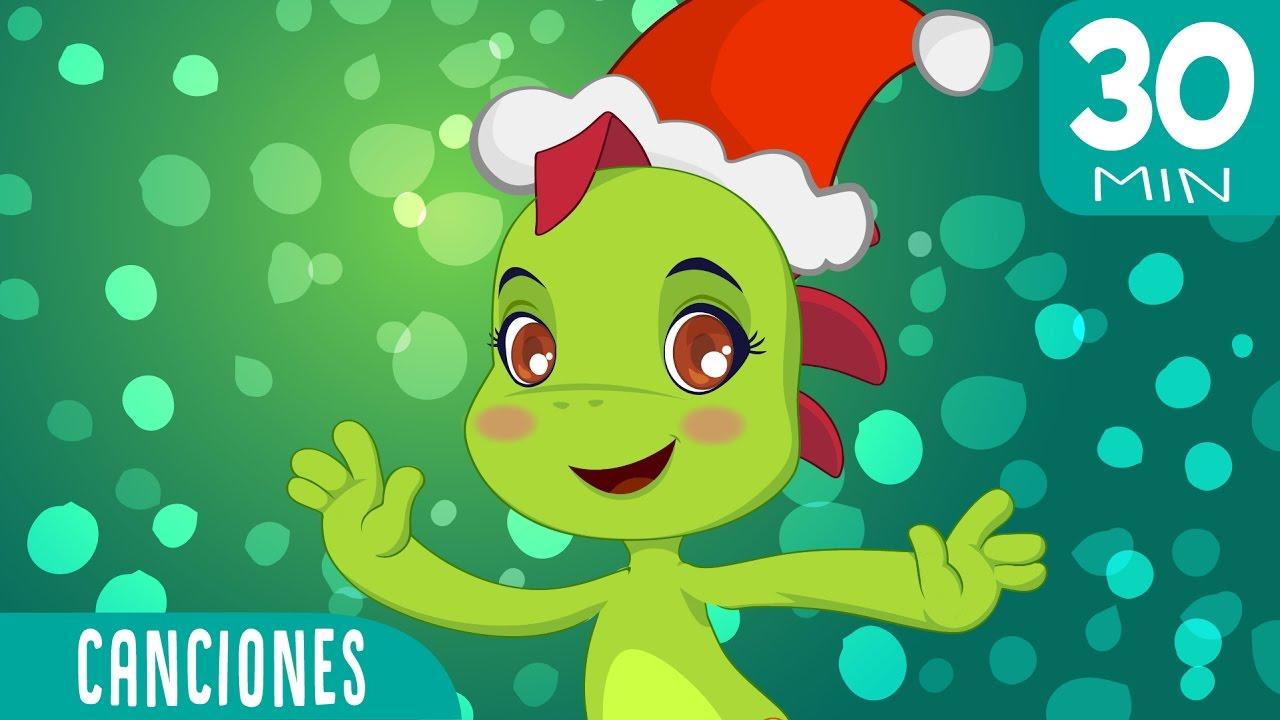 Las Mejores Canciones Infantiles Navidad Navidad YouTube