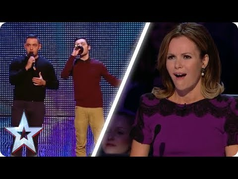 Brothers perform ICONIC AUDITION | Britain's Got Talent
