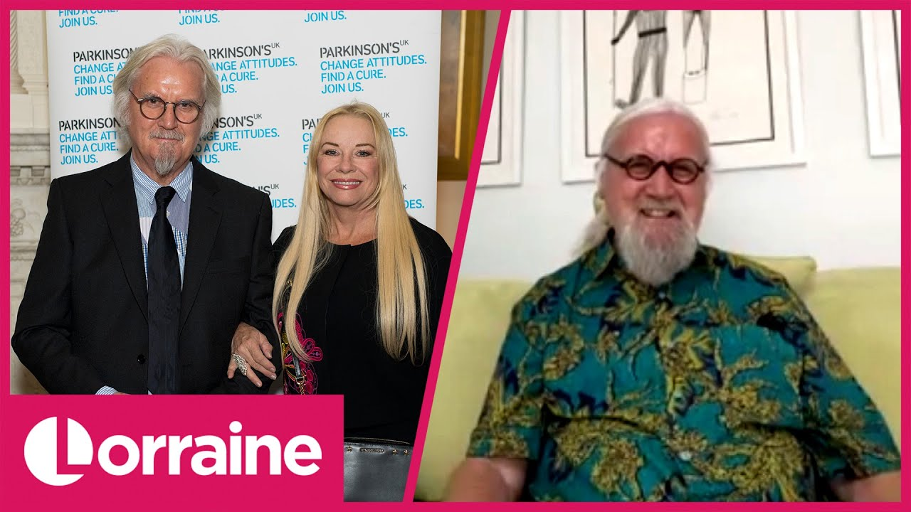 Download Sir Billy Connolly On Missing Robin Williams, His Parkinson's Diagnosis & Enjoying Lockdown | LK