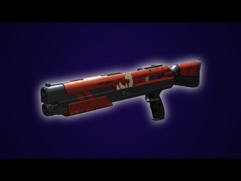 WISHBRINGER: New PvP Reward Shotgun - Destiny 2