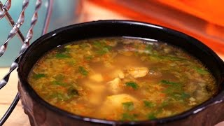 Chicken Soup   Chicken Rasam Recipe   Naatu Kozhi Rasam   चिकन सूप by Preetha