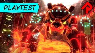 Mekazoo review: Better than Sonic the Hedgehog? (Mekazoo PC gameplay playtest)