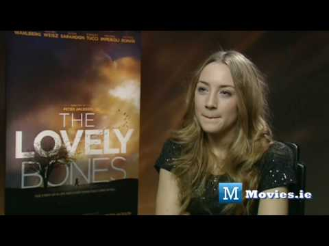 Saoirse Ronan Irish Interview - Star of The Lovely Bones, The Way Back, The Host, Byzantium & Hanna