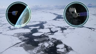 NASA ScienceCasts: Cool Ways of Studying the Cryosphere