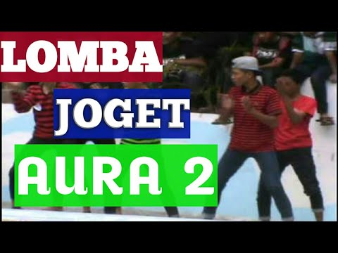 Lomba joget aura 2 dogipark waterboom indrapura