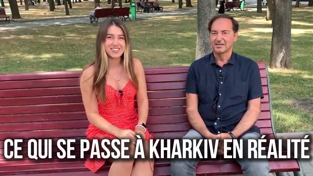rencontre ukraine kharkov)