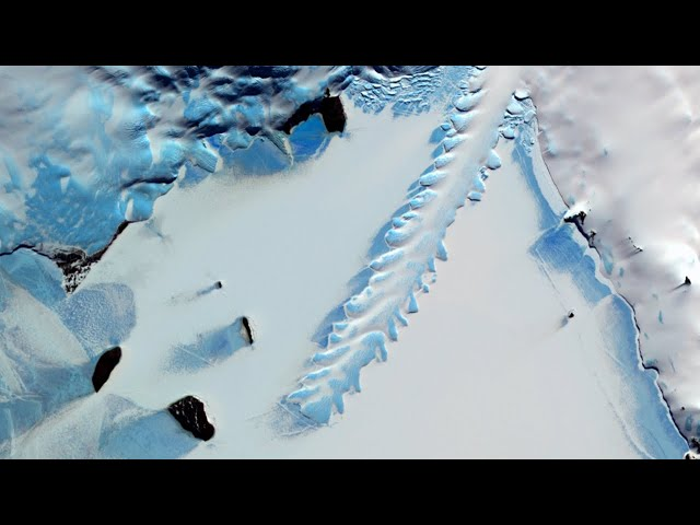 What Created This Massive Antarctic Feature? Could A Plane Crash Hold The Answer?