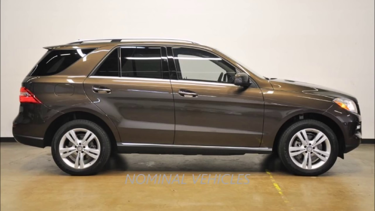 New 2016 Mercedes Benz M Cl Ml350