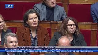 Gilets jaunes : Jean Lassalle manifeste au sein de l'Assemblée