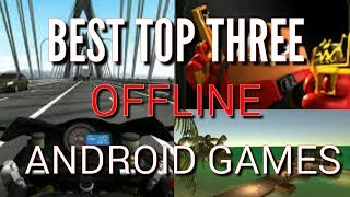 Top 3 Best  2018 HD Offline Android Games Under 100 mb ! Try ! TELUGU