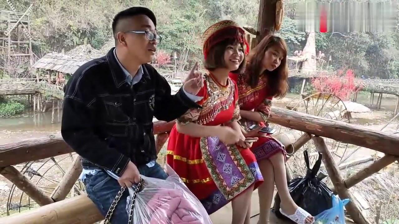重慶小伙向認識半個月的越南姑娘表白成功,越南的妹子這么好追 - YouTube