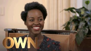 Why Lupita Nyong'o Embraces The Part of Her That Feels Unattractive | Oprah At Home | OWN