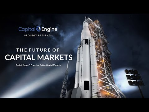 Capital Engine  - The Future of Fundraising is now Online