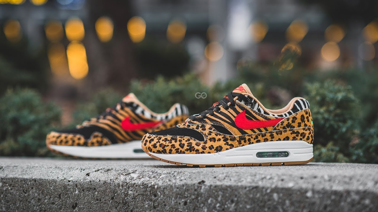 best website f2821 dfbec Atmos x Nike Air Max 1 DLX