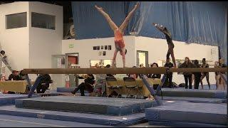 Annie the Gymnast   Level 9.2   Acroanna