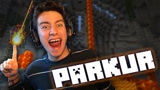 Gambar cover SAKIN ATMAAAA!! - Minecraft Parkur - Hayran Haritası