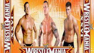 WWE Wrestlemania 26 Predictions.wmv