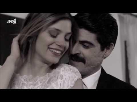 """Brousko TV Series: Alkistis- Alkiviadis  """"Flashback Wedding scene"""" (Season 4/ Episode 686-687)"""