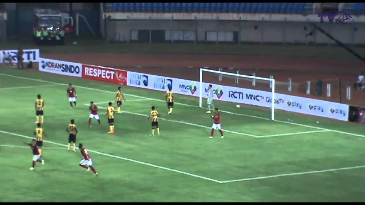 Timnas U23 Vs Malaysia U23 Persahabatan 2015 Youtube