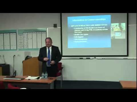 San Diego, CA Estate Planning Attorney - Steven Bliss Presents The Basics Of Estate Planning.