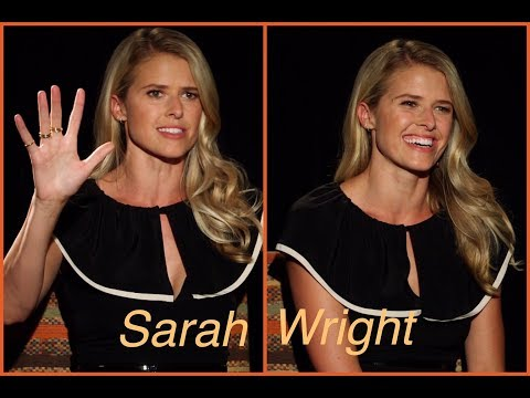 Sarah Wright On Kissing Tom Cruise And Meeting Her Idol