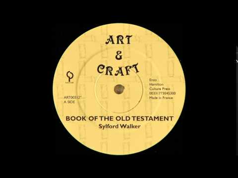 """12"""" Sylford Walker/Jah Stitch - Book Of The Old Testament/Jah Spoke Unto Moses"""