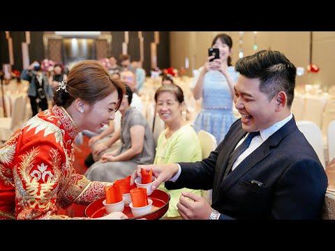 2020 0627結婚喜宴 微錄影