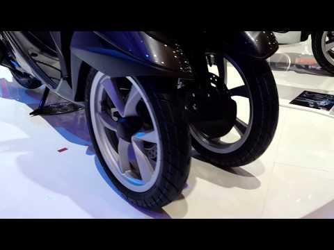Yamaha Tricity 125 (ยามาฮ่า ทริซิตี้)