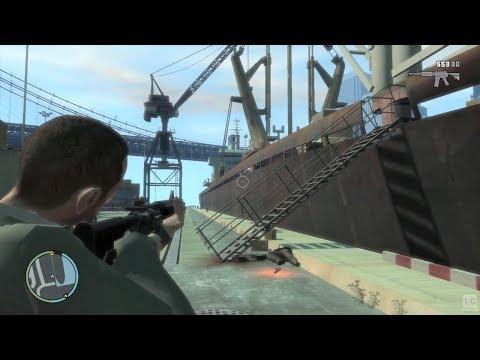 Revenge Mission - Ship Mission - GTA IV