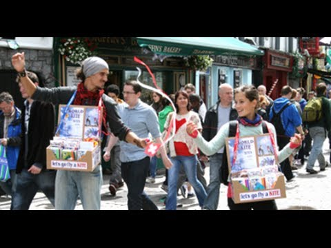 Pedlars and Street Selling - Documentary, UK