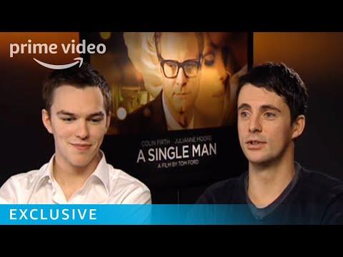 Matthew Goode & Nicholas Hoult on