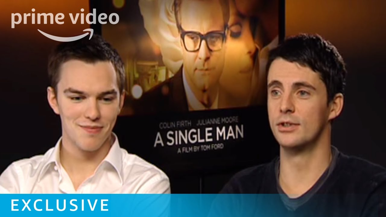"""Download Matthew Goode & Nicholas Hoult on """"naughty"""" Colin Firth   A Single Man   Prime Video"""