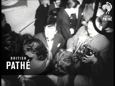 'dancing Years' Premiere (1950)