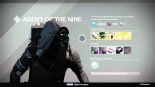 Destiny - Xur Location Week #59 (October 23) YEAR 2 The Taken King