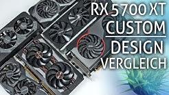 Die BESTE AMD RX 5700 XT   7 NAVI Karten im ULTIMATIVEN Vergleich!