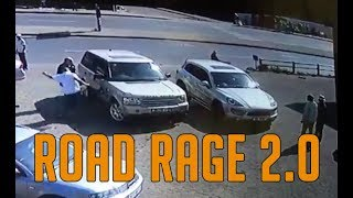 Another Insane Road Rage Incident | South Africa