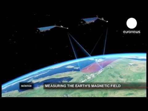 Study assesses changes in Earth's magnetic field-   euronews