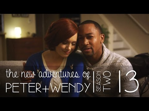 The Times They Are A Changin'  S2E13  The New Adventures of Peter and Wendy
