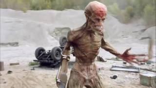 Вторжение: Герои против пришельцев - Русский Трейлер Кроссовера (2016)