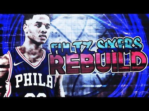 MARKELLE FULTZ PHILADELPHIA 76ERS REBUILD!