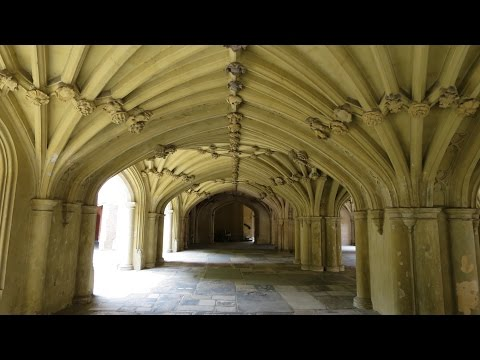 Footsteps of Harry Potter at Lincoln's Inn